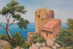 Wachtturm Santelmo
