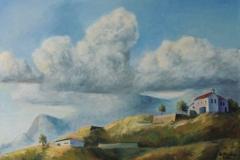 Wolkenschauspiel auf La Palma