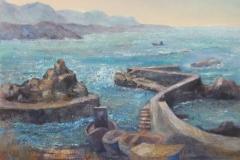Hafen im Norden Teneriffas