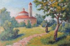 Spanisches Franziskanerkloster